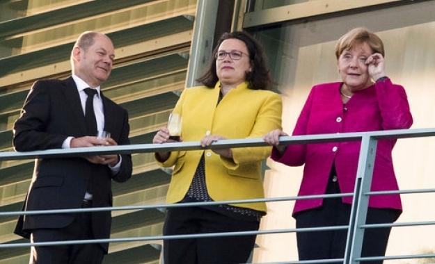 Η πολιτική ασύλου κλονίζει τα θεμέλια της γερμανικής κυβέρνησης