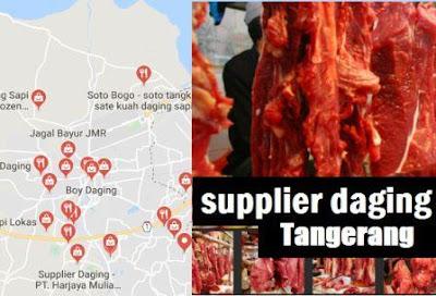 database supplier restoran, katering, industri makanan Jabodetabek