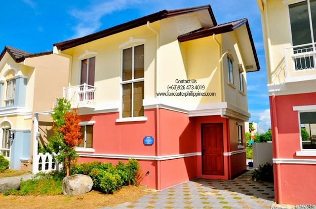 Margaret - Lancaster New City Cavite | House and Lot for Sale Imus-General Trias Cavite
