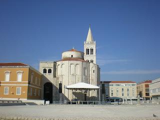 zadar catedral