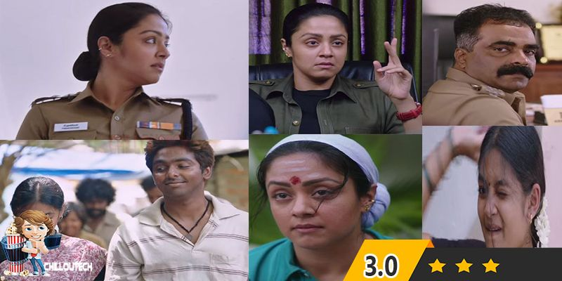 Naachiyaar movie review director Bala different style, Actress Jyothika, and GV Prakash dedication acting