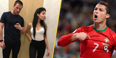 ¡Celos! Cristiano Ronaldo le manda una 'advertencia' al amigo de su novia.