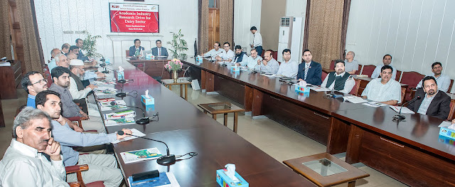 Academia-Industry collaboration only way for development of dairy sector: Chairperson PHEC