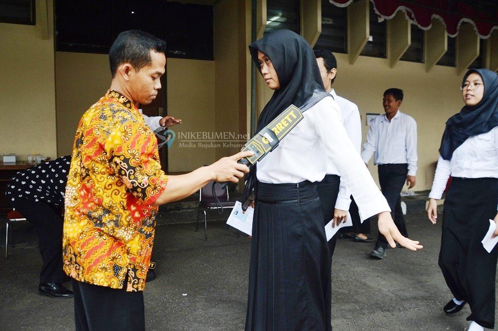 1.081 Pelamar CPNS Kebumen Ikuti SKB di Purwokerto