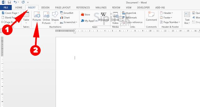 Cara Membuat Ukuran Foto 4x6, 3x4, dan 2x3 di Microsoft Word