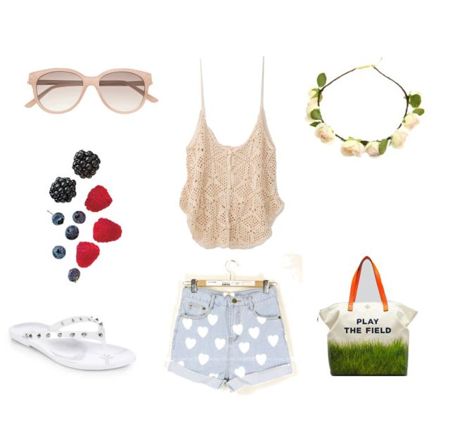 Polyvore Style Board | #4 | Love, Maisie