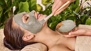 masker alami untuk kulit wajah berjerawat