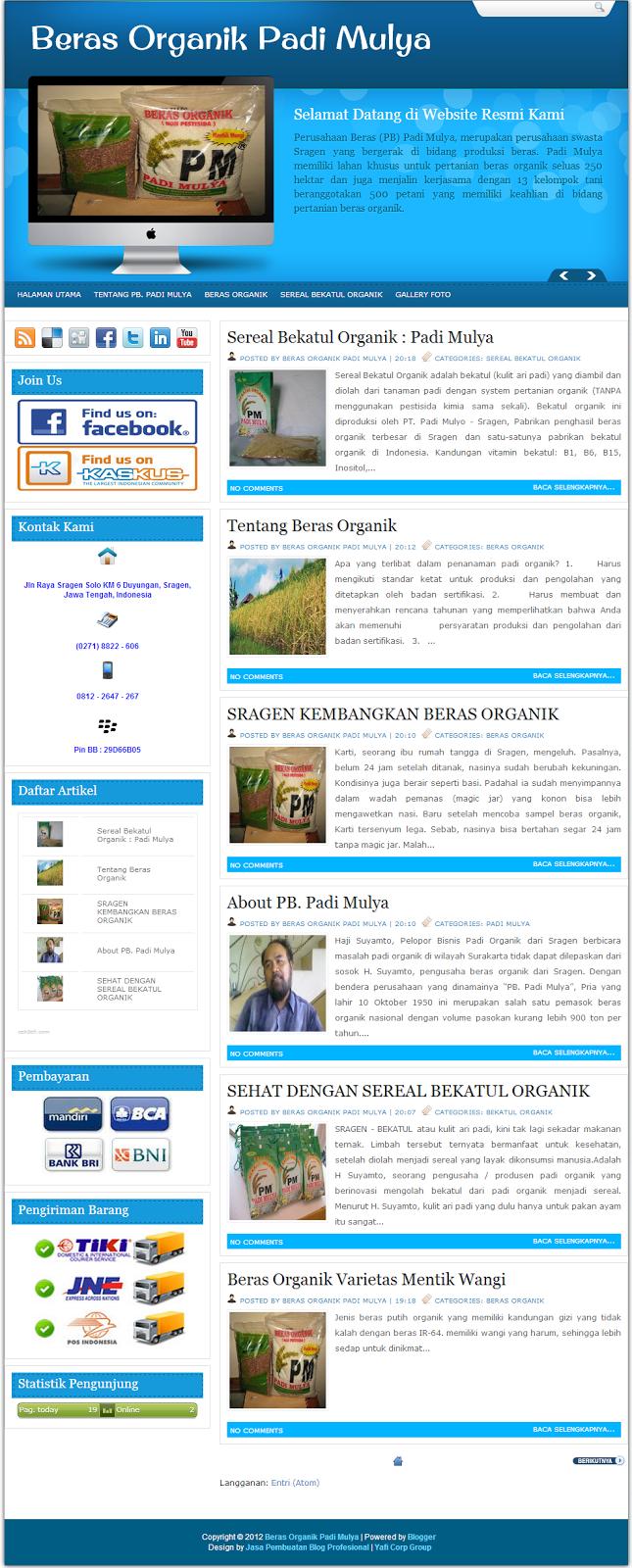 Jasa Pembuatan Website Perusahaan