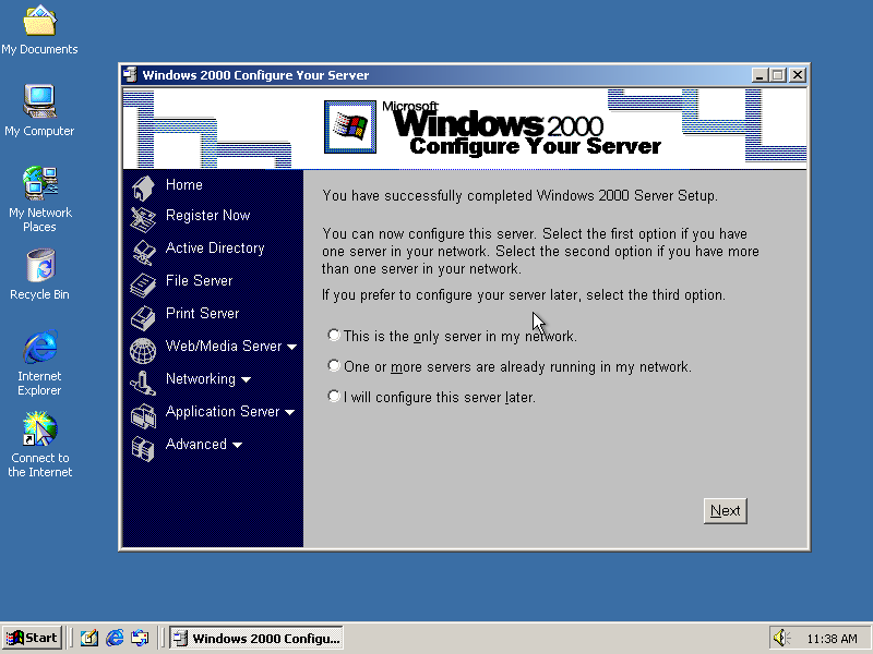 Download Windows Server 2000 ISO setup for free