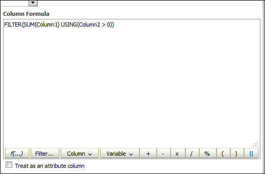 Oracle BI Solutions: OBIEE 11g - SQL Conditional COUNT & SUM