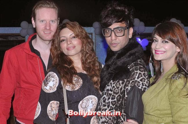 Mohammad Fasih of Showman Entertainment hosted a Birthday Party for Rehan Shah, Mumbai Page 3 Celebs at Rehan Shah Birthday Party