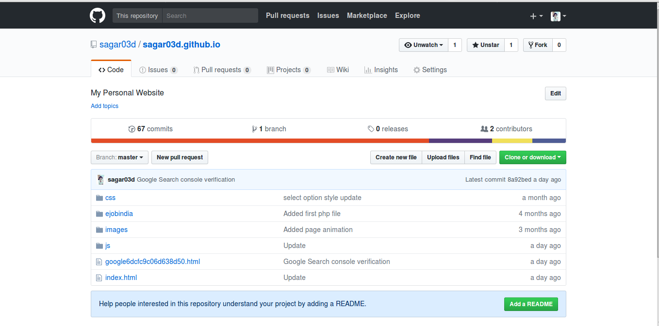 How To Set Up Your Free Website With Github