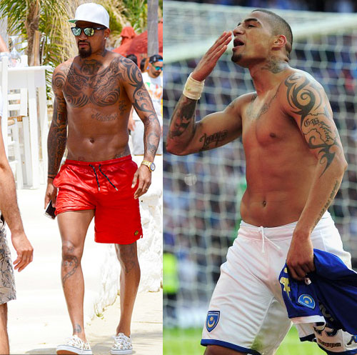 10 Best Tattooed Footballer 2016 - 77.0KB