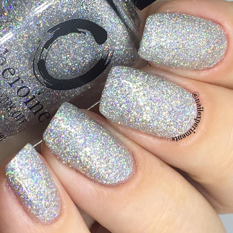Nail Experiments: HEROINE NYC | SWATCHES & REVIEW
