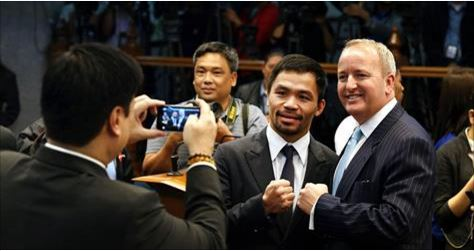 UNEXPECTED: Manny Pacquiao's Reason For Ousting De Lima!