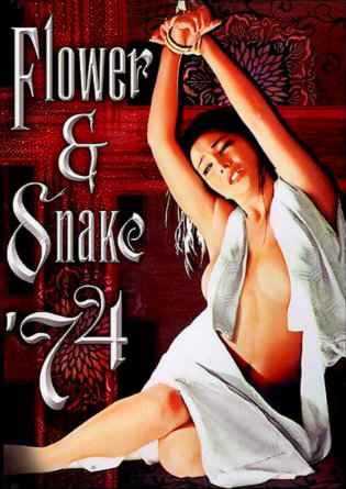 Flower and Snake 2004 Full Moive BRRip 480p Japanese 300Mb ESub