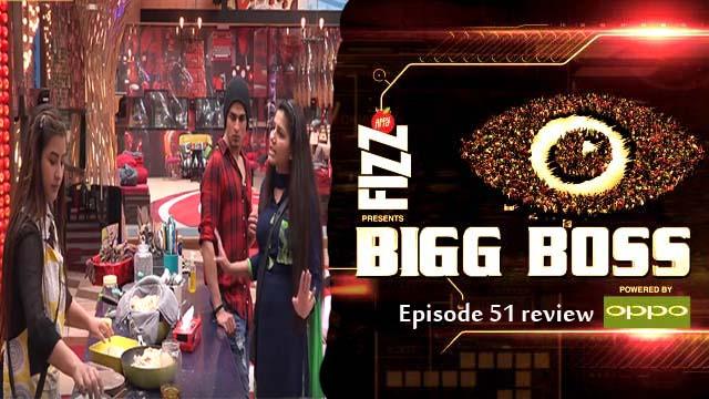 Bigg Boss 11  2017 Episode 51 review - Hina says that Priyank Sharma might be eliminate this week