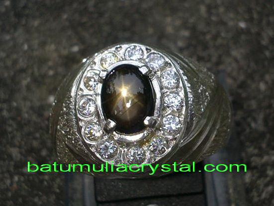 Java Gemstones Fenomena Nye Star Quot Asterism Quot Pada Batu