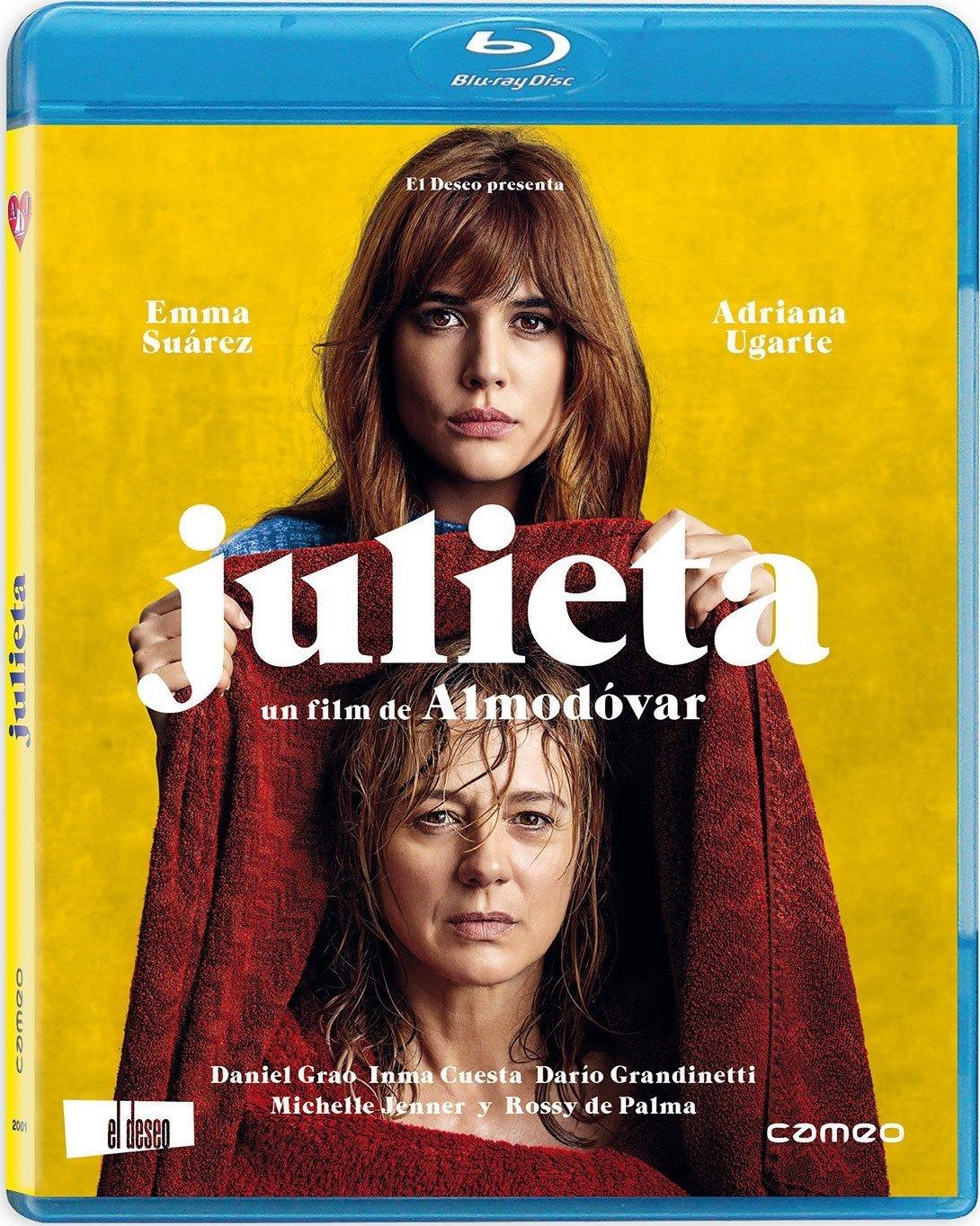 Julieta BD25 Descargar CASTELLANO