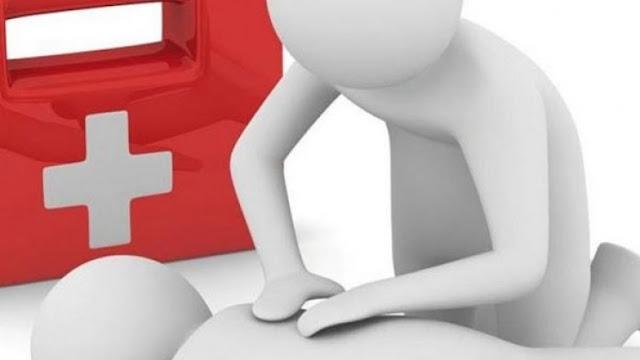 ΕΚΑΒ ΛΑΡΙΣΑΣ : Ημερίδα Α' βοηθειών σε επείγουσες καταστάσεις