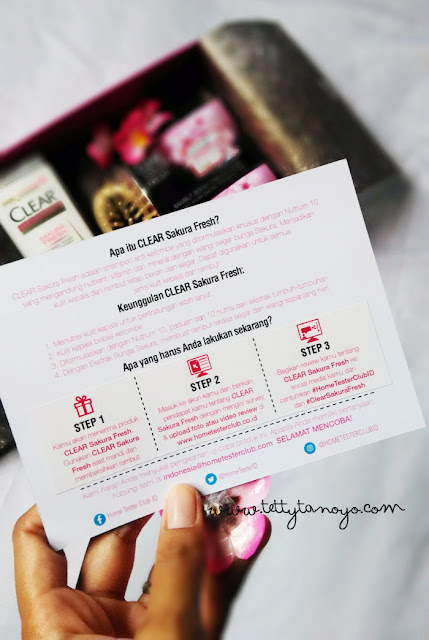review clear sakura fresh dari home tester club