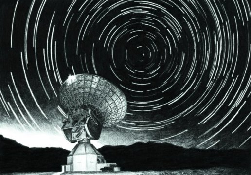 New Research Artistic Space Odyssey to Transmit People's Messages to the Stars
