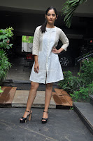 Radhika Cute Young New Actress in White Long Transparent Kurta ~  Exclusive Celebrities Galleries 014.JPG