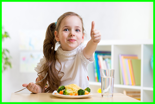 وجبات صحية للاطفال بدون ضرر على صحتهم