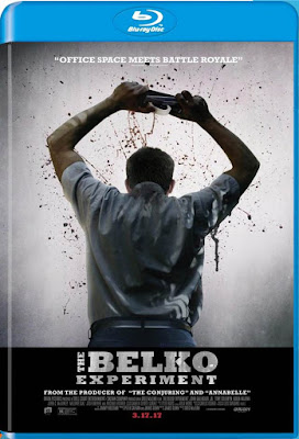 The Belko Experiment 2016 BD25 Latino