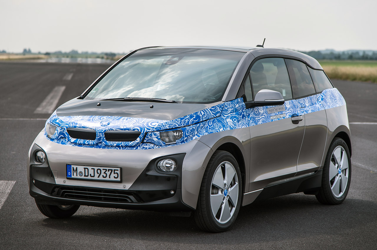 Bmw I3 Pricing Announced Electric Vehicle News