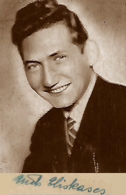 El ajedrecista Erich Gottlieb Eliskases