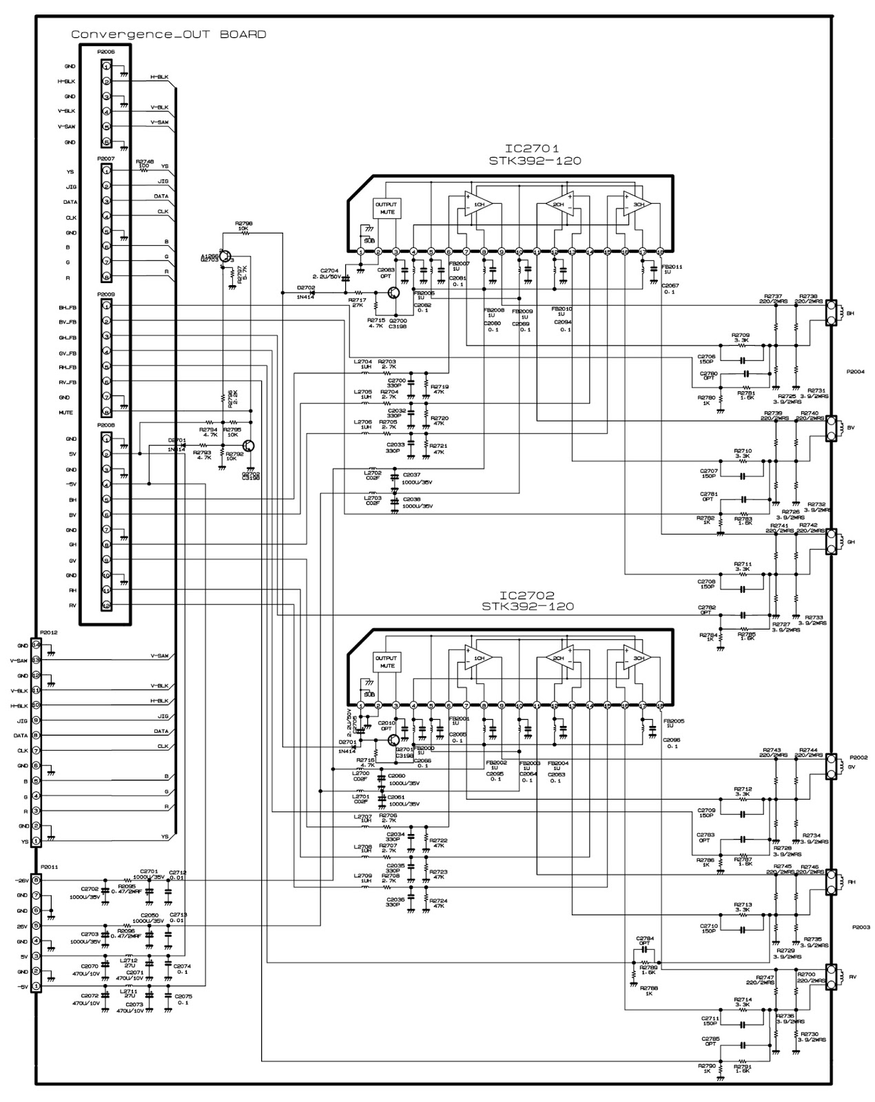 RPTV - LG RE39NZ43 – LG RL39NZ43 – Convergence