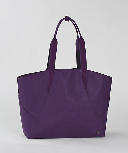 lululemon magenta-all-day-tote