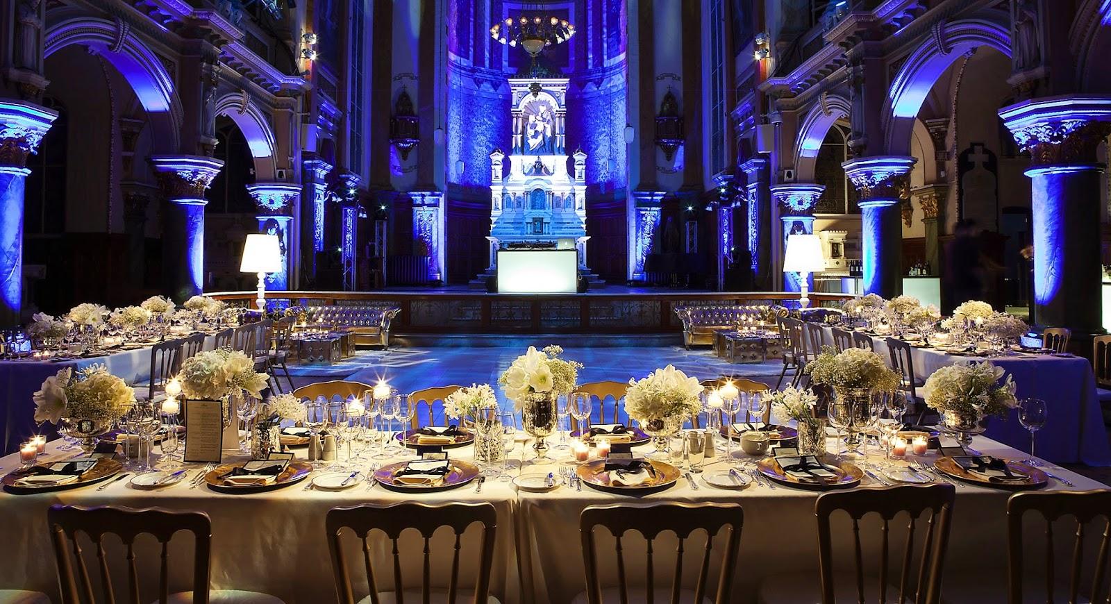 Luxury Wedding Venues: Luxury Wedding Themes