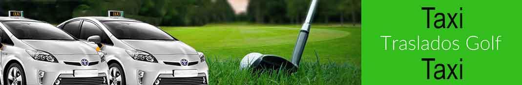 traslados taxi golf