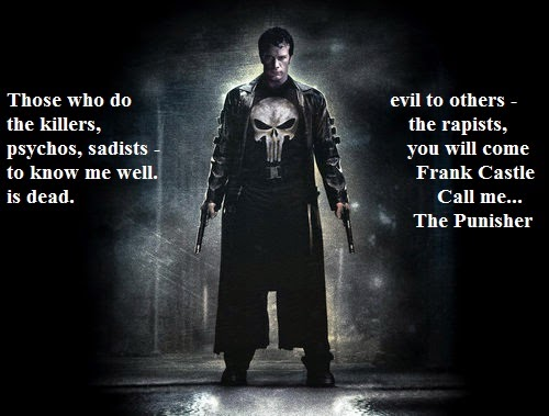 Top the Punisher Movie Quotes