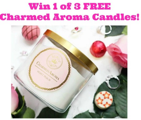 Free Stuff in Canada Charmed Aroma Candles & Rings Giveaway