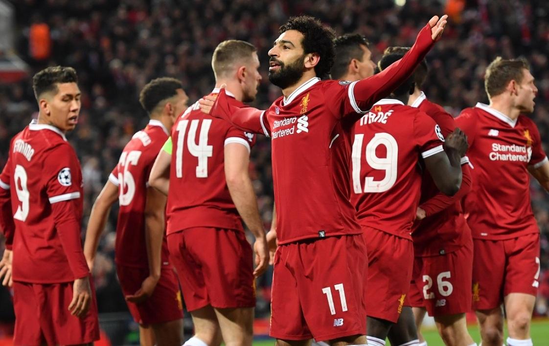 مباراة ليفربول وولفرهامتون  صلاح 7-1-2019 الكاس