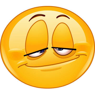 Drowsy Emoji