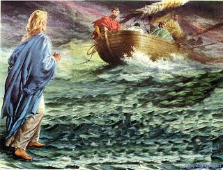 Resultado de imagen para Cambió la tempestad en suave brisa, y las olas del mar se aquietaron.