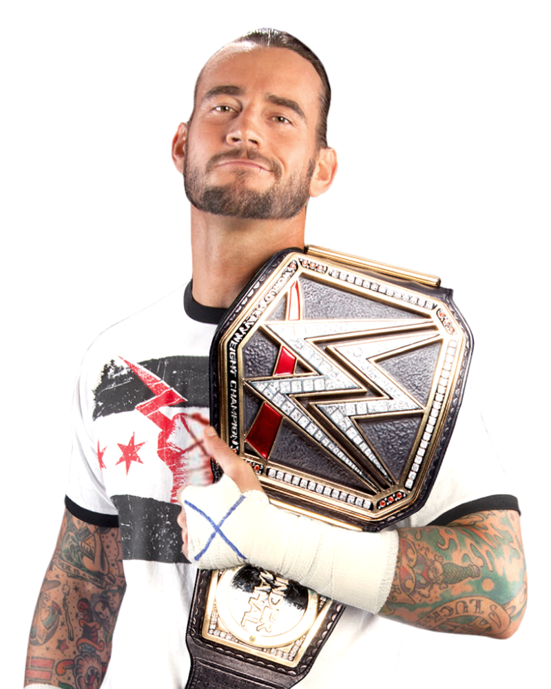Renders Backgrounds LogoS: CM Punk