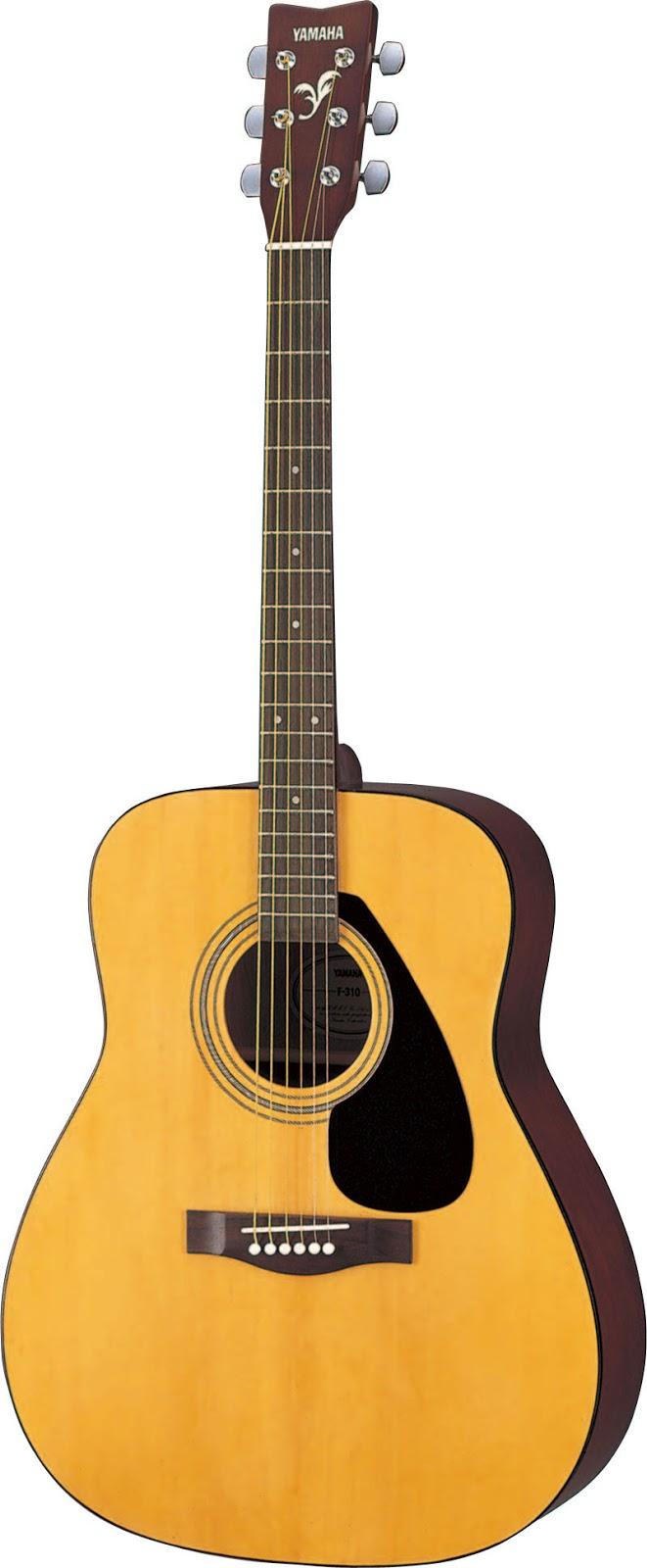 dan guitar yamaha f130