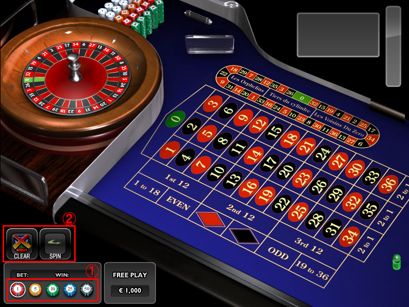 Roulette casino methode hawks