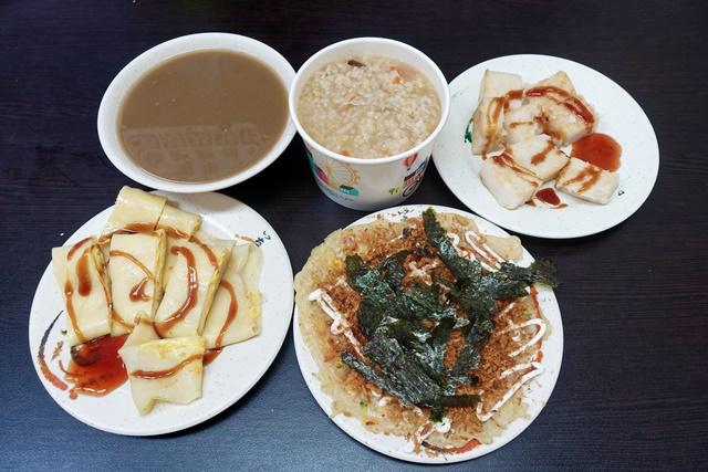 明廉素食~花蓮素食早餐