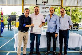 Prefeitura e Itesp oficializam a entrega de 238 Títulos de Legitimação Fundiária no bairro Serrote  em Registro-SP
