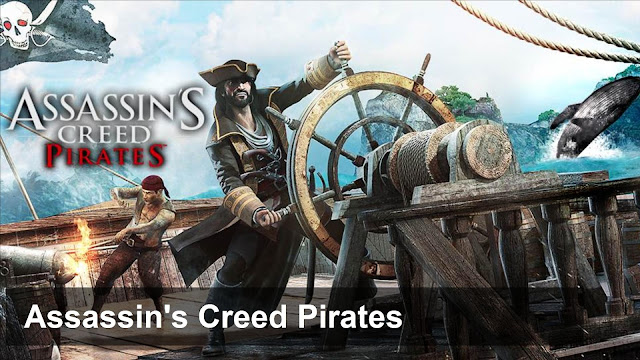 Assassin's Creed Pirates - Game Petualangan Offline