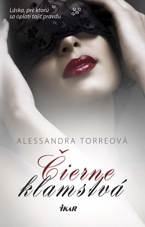 Alessandra R. Torre ~ Čierne klamstvá