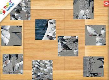 Game iPad Teka-teki Puzzle | Activity Photo Puzzle 2