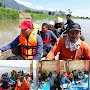 Zainal Abidin Kembali Ikut Melakukan Pencarian Warga yang Hilang di Danau Kerinci