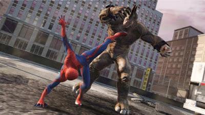 Videojuego Amazing Spiderman